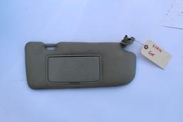 2003-2004 Infiniti G35 Sedan Front Right Hand Passsenger Side Sun Visor K2874 - $44.10