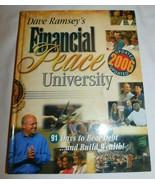 Dave Ramsey's Financial Peace University Workbook Brand New - $17.09