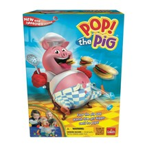 Floor Games Goliath Pop The Pig New Improved Belly Busting Fun As You Fe... - $29.69