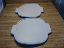 corning ware flexilbe lids - $12.30