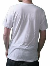 Entree Lifestyle Brooklyn New York Holy Skateboard Black or White T-Shirt NWT image 3