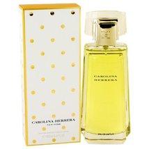 CAROLINA HERRERA by Carolina Herrera Eau De Parfum Spray 3.4 oz - $77.80