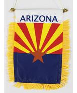 Arizona Window Hanging Flag - $3.30