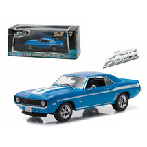 Brians 1969 Chevrolet Yenko Camaro The Fast and The Furious-2 Fast 2 Fur... - $28.71