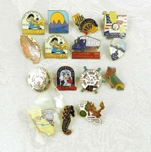 Lot of 15 BPOE Elks Lapel Pins California  - $34.64