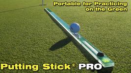 Putting Stick Pro: Make more Putts - $1.709,72 MXN