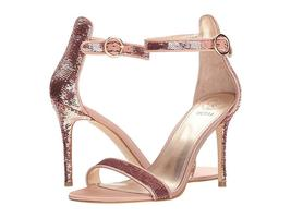 Guess Kahluan Red Sequins Sandal - $64.00