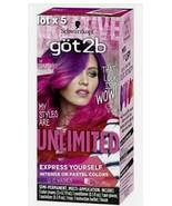 Shwartzkopf Got2b Unlimited Semi-Permanent Hair Color 110 Sunburst lot x 5  - $47.52