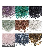 50 grams Undrilled GEMSTONE CHIPS for Mosaics Embellishment Inlays ~ Plu... - $4.25+