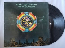 ELO Electric Light Orchestra A New World Record Vinyl Vintage 1976 - $69.04