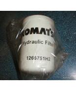 Hydraulic Filter Fits Case IH 1266751H2 294721A1 X724693 KOMATSU - FAST ... - $77.59
