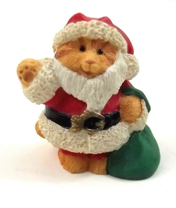 Primary image for Hallmark Merry Miniatures Santa Cameron 1997