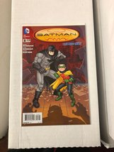 Batman Incorporated #8 Variant - $12.00