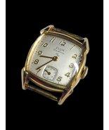 Elgin De Luxe Gents Wristwatch - $75.95