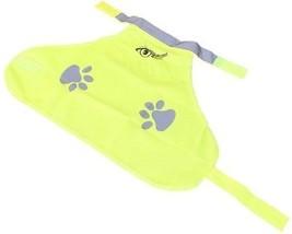 UEETEK Hi Visibility Dog Vest Safety Reflective Strips Coat Walking Jac... - $15.33