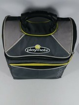 Playmate Igloo Lunch Box Zip Up With Strap And Handle Lunchbox Play Mate - £16.37 GBP