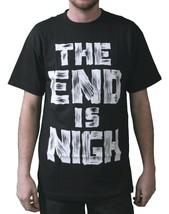 Dta Rogue Status Herren Schwarz die Ende Ist Nacht in der Nähe T-Shirt K... - $14.80