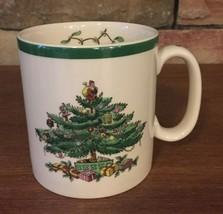 Spode~Christmas Tree~Tom & Jerry~Coffee Mug~S3324~A16 - $14.84