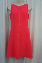 Ralph Lauren Dress Sz 0 Darien Pink Sleeveless A Line Cocktail Dinner Dress - $81.46