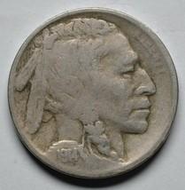 1914S Buffalo Nickel 5¢ Coin Lot# A 257
