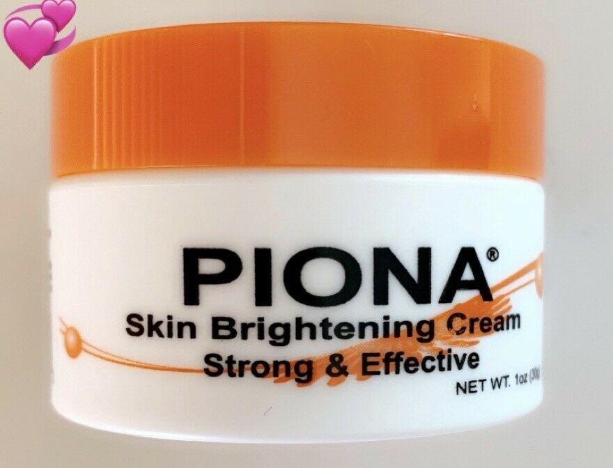 Piona Skin Brightening Cream 1oz(30g) Strong & Effective~ FREE SHIPPING!!