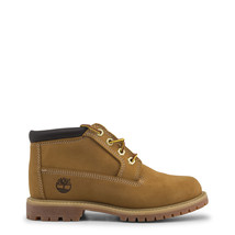 Zapatos Timberland Mujer AF NELLIE DBLE, Botines Marrón high top Boots - $131.50