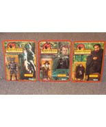 Vintage 1991 Robin Hood Lot of 3 Figures New In The Packages - $79.99