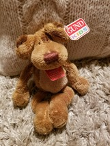 "Gund Kids Magnatudes Bowser Dog Puppy Plush Toy 8"" Magnetic Hand & Feet ... - $25.15"