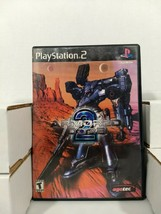 Armored Core 2 (Sony PlayStation 2, 2000) - $13.00