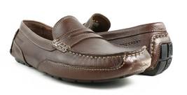 Rockport Mens Brown Oaklawn Park Penny Loafer M76502 Size 10 - $69.95