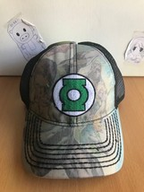 Green Lantern: Hal Jordan & Lantern Corp Baseball Cap Brand NEW! - $23.99