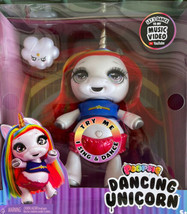 Poopsie Dancing Unicorn Rainbow Brightstar Dancing and Singing Unicorn Doll - $39.99