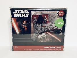 Jay Franco & Sons Disney Stars The Force Awakens Twin Sheet Set, NIP - $39.99