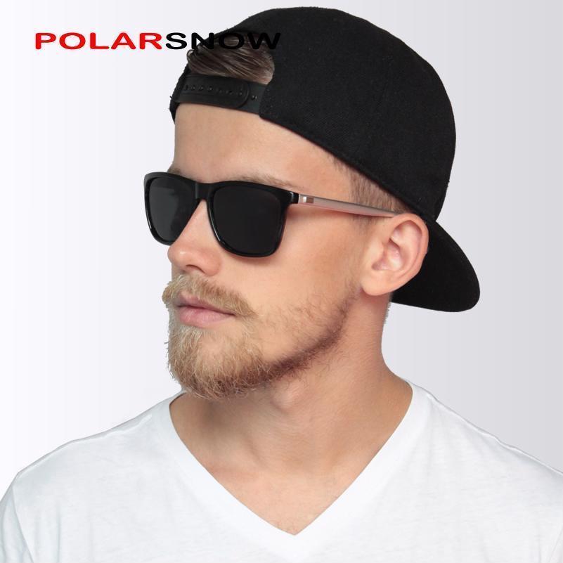 f15418a03d POLARSNOW Aluminum+TR90 Sunglasses Men and 50 similar items