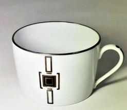 Haviland Limoges Cabochon Platinum Flat Cup - $31.67