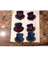 U.S. AIR FORCES IN EUROPE PATCH Lot Of 6 - $24.75