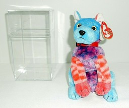 Ty Beanie Baby HODGE-PODGE Dog (6 inch) 2002  MWMTs  Plush Retired + Cle... - $16.10