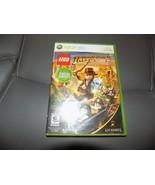 LEGO Indiana Jones 2: The Adventure Continues (Microsoft Xbox 360, 2009)... - $32.40