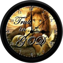"Religious 04, EXCLUSIVE! 8"" Homemade Wall Clock w/ Battery, FREE SHIPPING - $23.97"