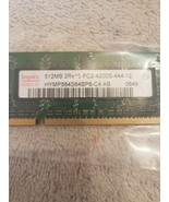 hynix 512MB Ram - $38.49