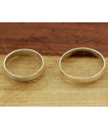 925 Sterling Silver High Polish Comfort love Wedding Band Ring » R49 - $6.20