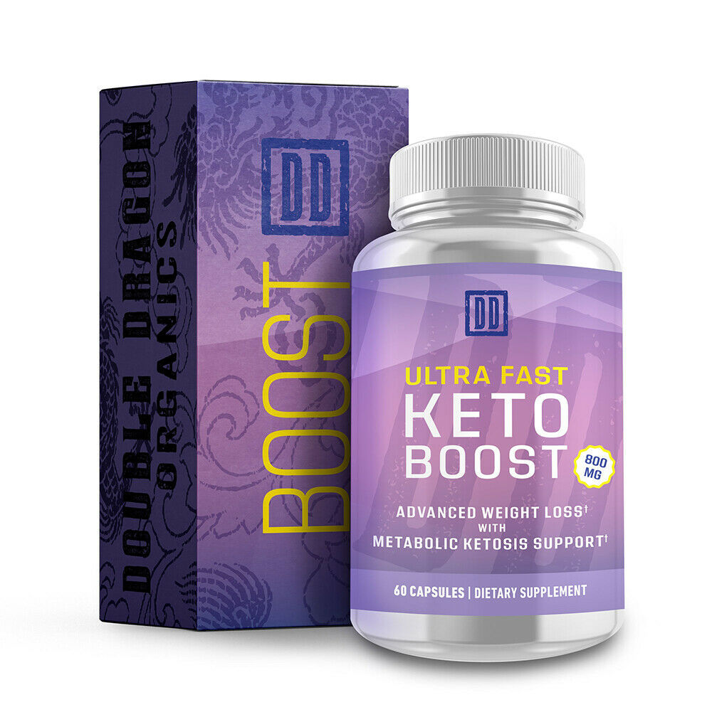 Primary image for Ultra Fast Pure Keto Boost Weight Loss Diet Pills Ketogenic Supplement BHB