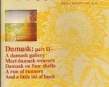 Weaver's magazine 4: DAMASK II ~ VERY RARE ~ out of print magazine - £57.70 GBP