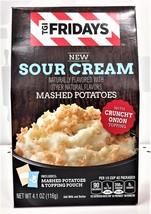TGI Fridays Sour Cream Naturally Flavored Mashe... - $4.46