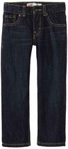 Levi's Boys' 505 Regular Fit Jeans Size 4 Regular Extra room in the thig... - $35.52