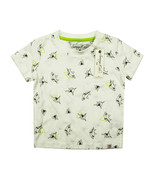 NEW LITTLE KIDS INFANT BOYS SOVEREIGN CODE SHARK WHITE T SHIRT TEE 24M - $9.89