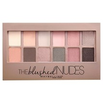Maybelline The Blushed Nudes Eyeshadow Palette - New - $10.21