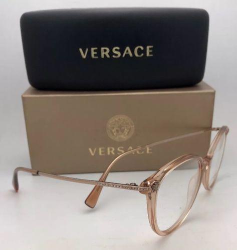 0396535e58 New VERSACE Eyeglasses MOD.3251-B 5215 Brown and 12 similar items