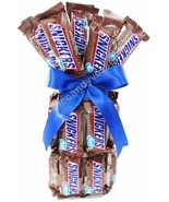 Snickers Candy Bouquet by The Candy Vessel - $18.99
