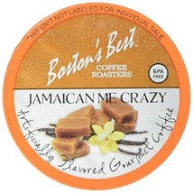 Boston's Best Single Serve K-Cup Coffee, Jamaican Me Crazy, 42 Count - $26.13